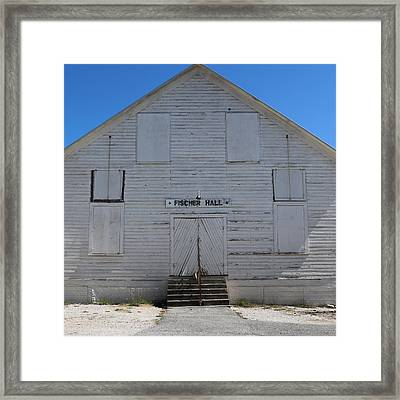 Fischer Dance Hall Framed Print