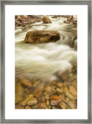 Fisherman's View Framed Print by James BO  Insogna