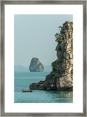 Fishing Boat 2 Framed Print