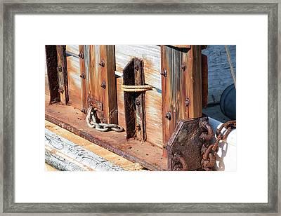 Fishing Boat 6 - Framed Print