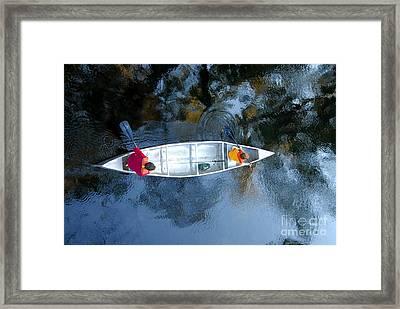 Fishing Trip Framed Print