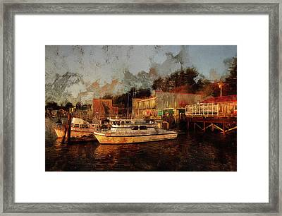 Fishing Trips Daily Framed Print