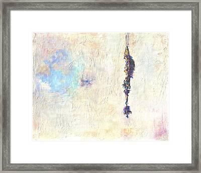 Fisk Framed Print