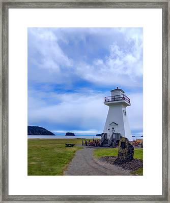 Five Islands Lighthouse Framed Print