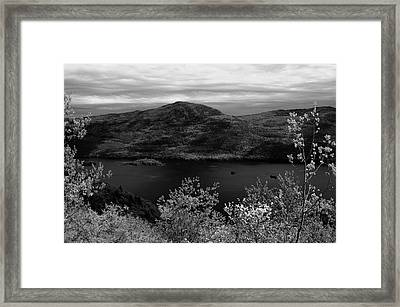 Five Mile Mt View Framed Print