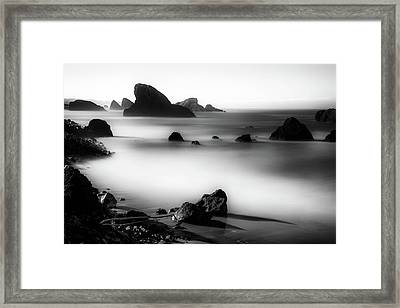 Five Minutes Of Serenity Framed Print
