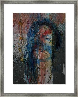 Five Years Framed Print by Paul Lovering