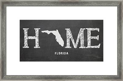 Fl Home Framed Print