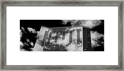 Fla-150531-nd800e-25118-bw Framed Print by Fernando Lopez Arbarello