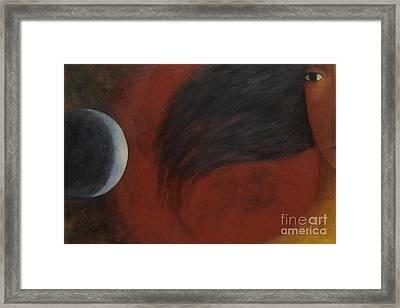 Flare Framed Print by Glenn Quist