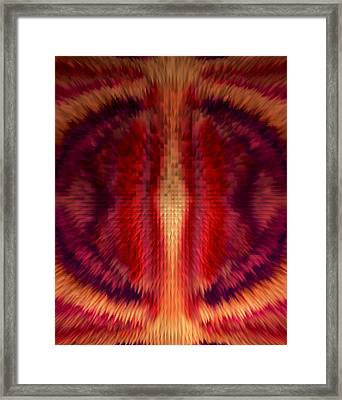 Flash-formed Recall 2015 Framed Print by James Warren