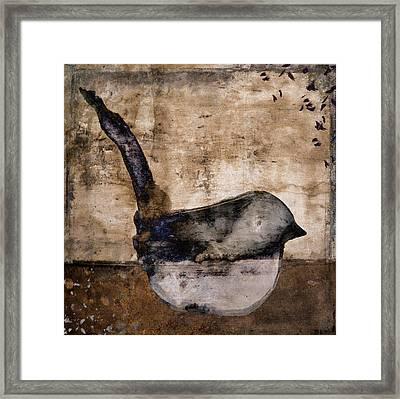 Fledgling Framed Print by Carol Leigh