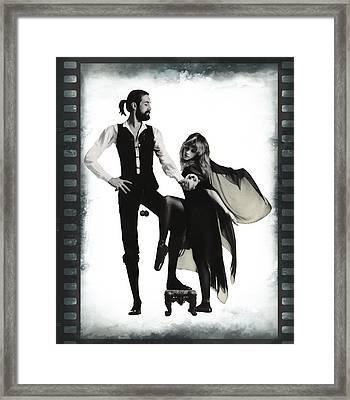 Fleetwood Mac 35mm Framed Print by Daniel Hagerman