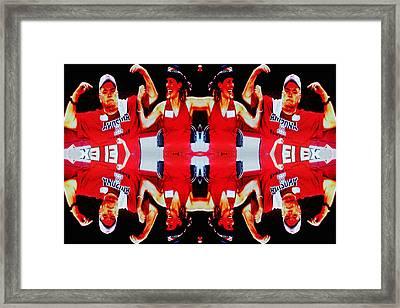 Flexcam 2 Framed Print by Stephen Farley