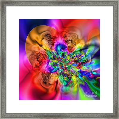 Flexibility 17ca Framed Print by Rolf Bertram