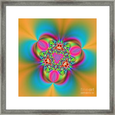 Flexibility 18ba Framed Print by Rolf Bertram