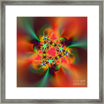 Flexibility 20ba Framed Print by Rolf Bertram