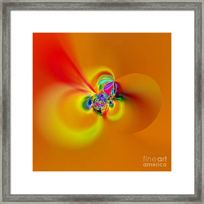 Flexibility 20caaa Framed Print by Rolf Bertram