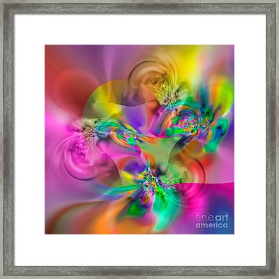 Flexibility 34eaa Framed Print by Rolf Bertram
