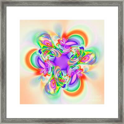 Flexibility 39b1b Framed Print by Rolf Bertram