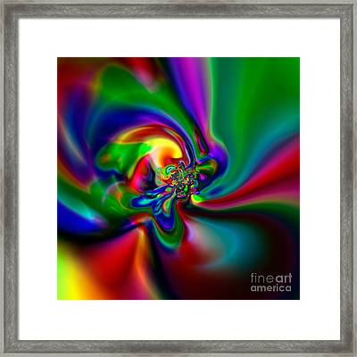 Flexibility 49a1 Framed Print by Rolf Bertram