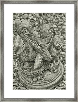Flight Feathers Framed Print by JAMART Photography