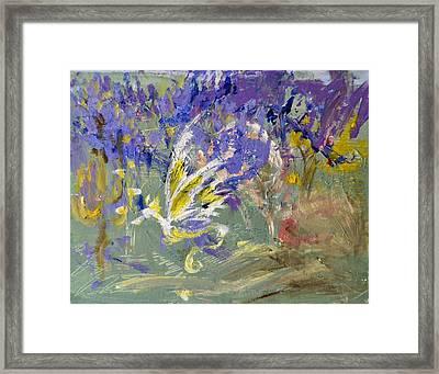 Flight Of Dreams Framed Print