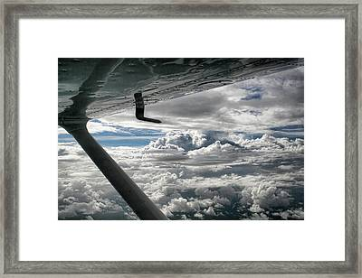 Flight Of Dreams Framed Print