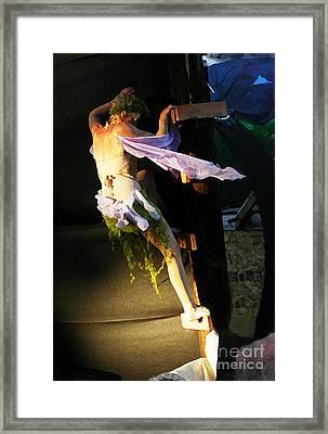 Flight Of Fancy Framed Print