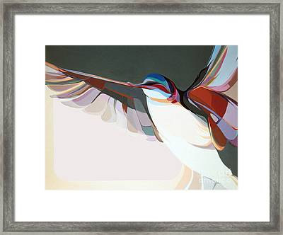 Flight Of Fancy Framed Print
