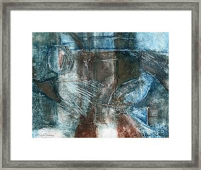Flight Passage Framed Print