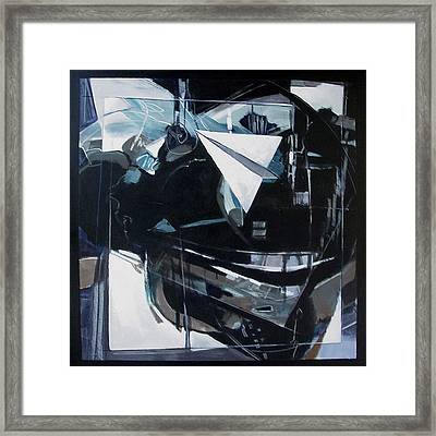 Flight Patterns Framed Print by Dale  Witherow