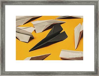 Flights Of Diversity Framed Print by Jorgo Photography - Wall Art Gallery