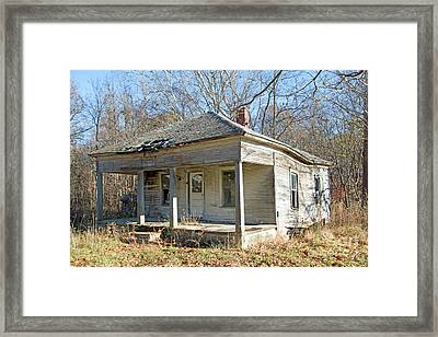 Flip Or Flop Framed Print