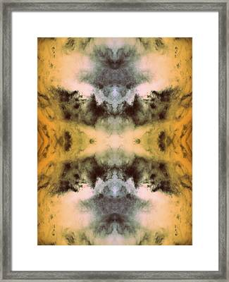 Cloud No. 1 Framed Print