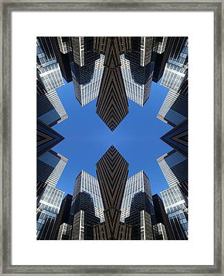 Nyc No. 14 Framed Print