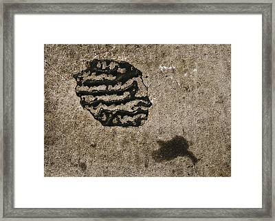 Abstract 95 Framed Print