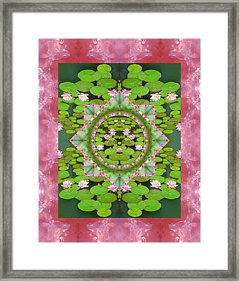 Floating World Framed Print by Bell And Todd
