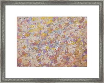 Flora' Romantica Framed Print