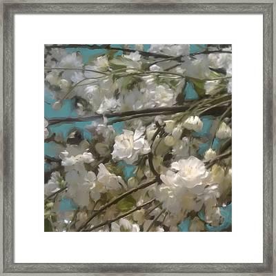 Floral01 Framed Print