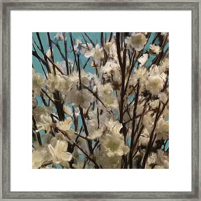 Floral02 Framed Print