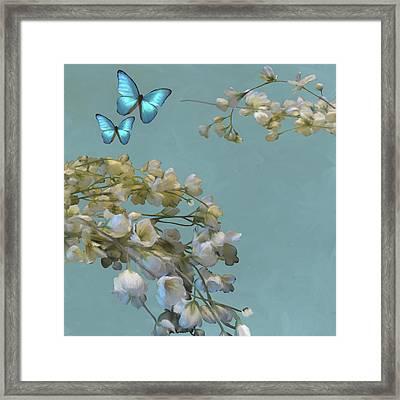 Floral04 Framed Print
