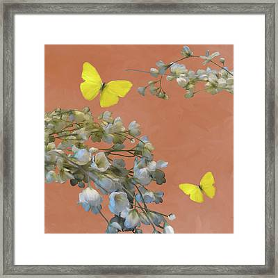 Floral06 Framed Print