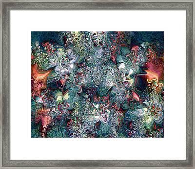 Floralia Framed Print