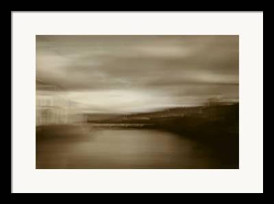 Blured Framed Prints