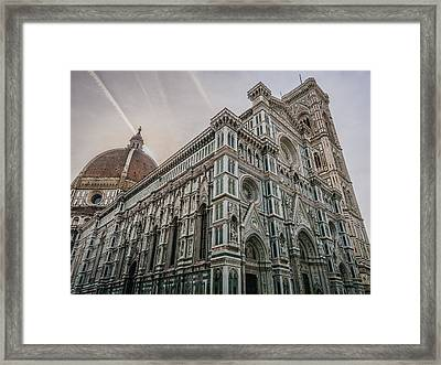 Florence Cathedral Framed Print