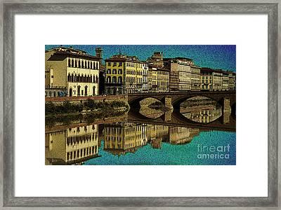Florence Framed Print by Jeff Breiman