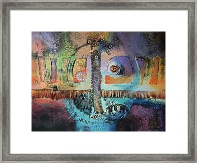 Florida Framed Print by Farhan Abouassali