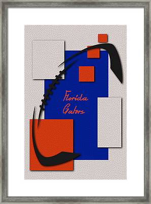 Florida Gators Art Framed Print by Joe Hamilton