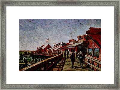 Florida Heat Framed Print